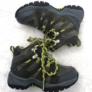 L.L. Bean Boys Waterproof Trail Model Hiking Boots
